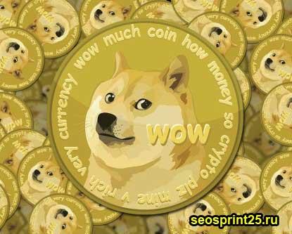 Emblema Dogecoin