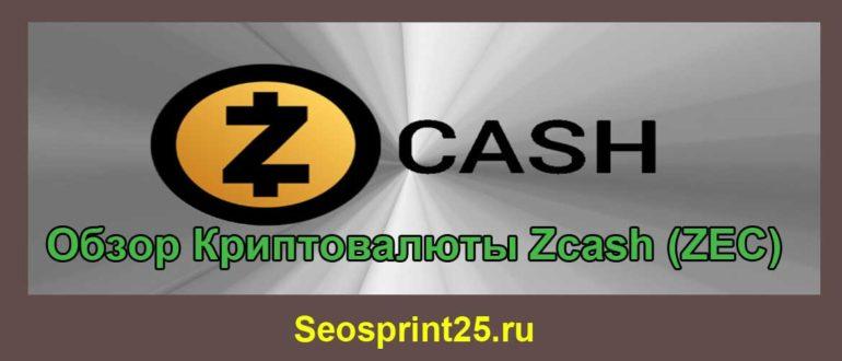 Обзор Криптовалюты Zcash (ZEC)
