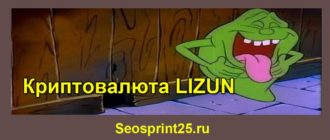 Криптовалюта LIZUN